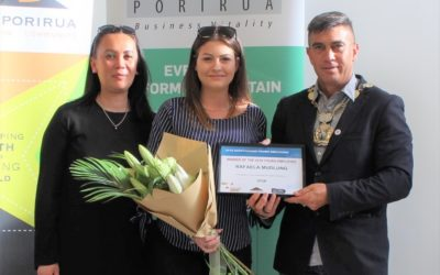 Porirua's Outstanding Young Employees 2018