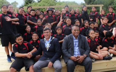 New whanau community space in Cannons Creek