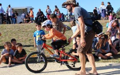 Porirua makes a success of Bikes in Schools